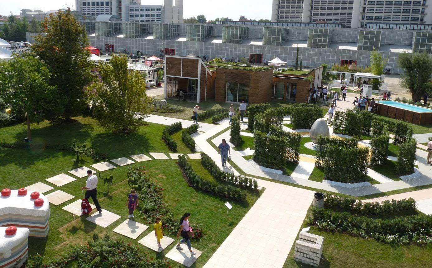 Architettura del paesaggio for Blog architettura
