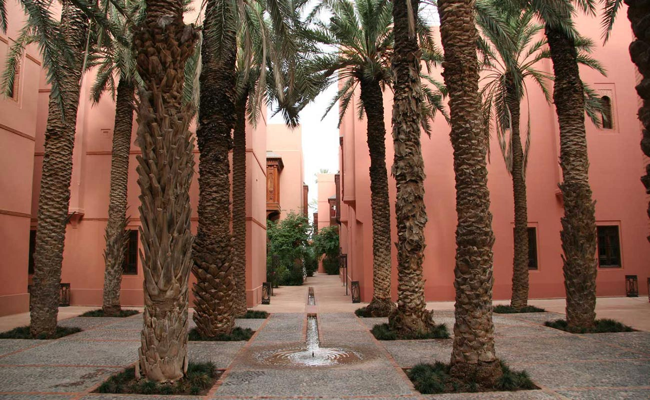 Hotel - Marrakech - Morocco