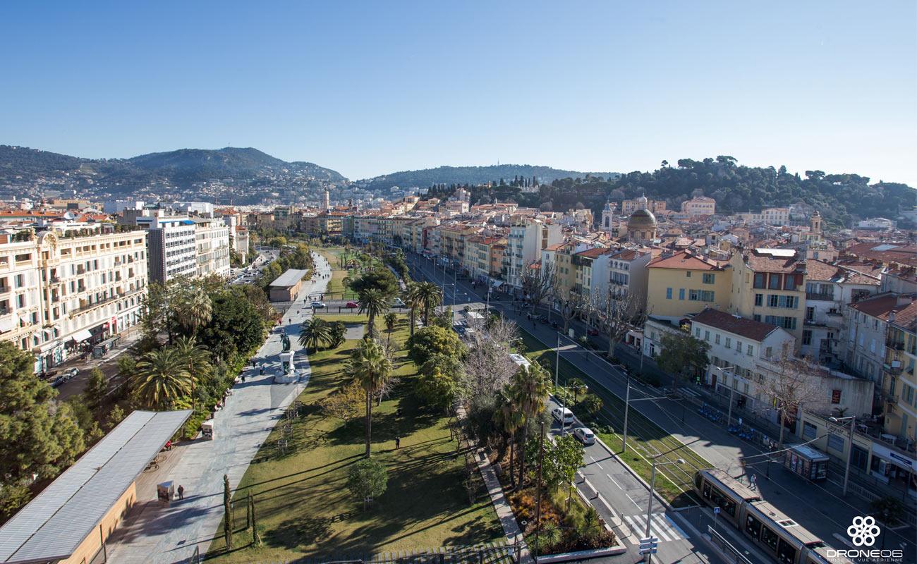 La Promenade du Paillon - Nizza